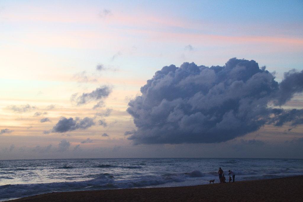 Strandwolken